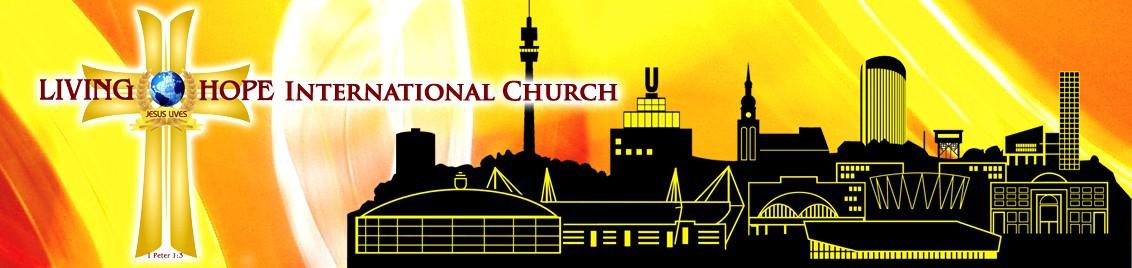 A house of Prayer for all Nations - Ein Bethaus für jeden Nationen